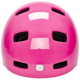 POC POCito Crane Helmet fluorescent pink